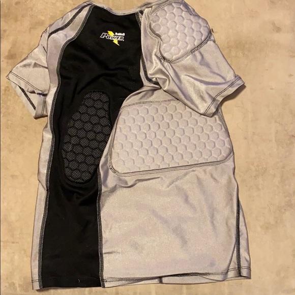 Riddell Padded Football Shirt YXL